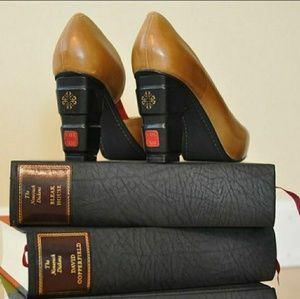 schuler & sons Shoes - Anthropologie Bookbinder Heels